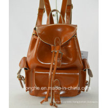 Fashion Design Women Rivet Leather Backpacks for Ladies (ZX10003)
