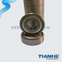 Высокоэффективный высокопроизводительный миниатюрный шарикоподшипник 603 ZZ, изготовленный в Китае