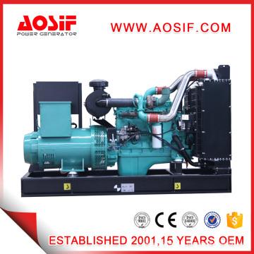 250kw CUMMINS Gerador Diesel 3 Fase AC Genrator