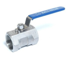 Threaded One Piece Ball Valve