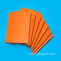 Tebal 20mm Single Side Dull Polish Bakelite Sheet