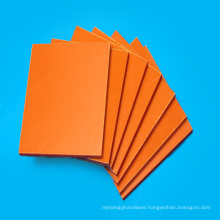 Orange Insulating Paper Laminated Phenolic Plate