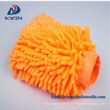 Microfiber-Hauptreinigungstuch-Staubtuch-Tuch-Handschuhe Anti-Kratzer