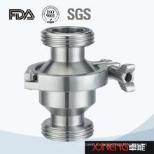 Санитарный обратный клапан для резьбы из нержавеющей стали (JN-NRV1003)