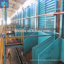 nuevo tipo de máquina de procesamiento de extracción de aceite de palma