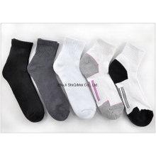 China Socks Factory Terry Cushion Sports Socks