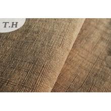 Tela de alta calidad del sofá de Jacquard del marrón oscuro, diseñadores de China