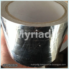aluminium foil kraft paper tape, Reflective And Silver Roofing Material Aluminum Foil Faced Lamination