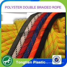 Corde tressée de polyester de corde de multifilament de polyester de tout le but avec le prix concurrentiel