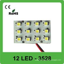 3528 Dome Light 12V LED Car Roof Light