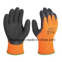 Сэнди латекс покрытием перчатки работы для безопасности труда (LT2041)
