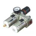ESP pneumatics filter with pressure reducer, lubricator AC series air filter combination