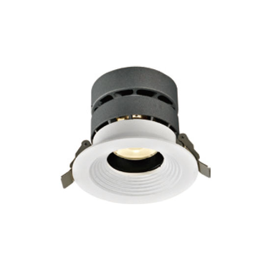 Round Shape Dimmable 15W LED Downlight