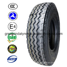 Kankong Brand Light Truck Tire with Steel Radial Carcase