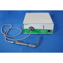 Optical Fiber Xenon Illuminator with Breast Retractor