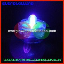 couleur changeante bougie led résistant à l'eau CHAUD vendre 2016