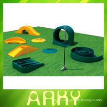Children Indoor Play Mini Golf