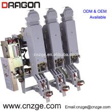 FZRN63-12D / T200-31.5 12kv vide haute tension de type pneumatique interrupteur de charge