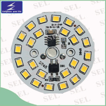 220V 9W PCB LED bombilla con IC