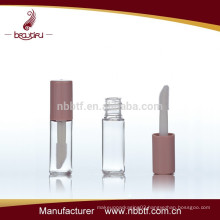 Plastic Clear Empty Lipgloss Bottle
