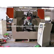 Máquina de fabricación de escoba de 5 ejes