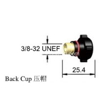 57Y04 Short Back Cup For WP-17 WP-18 WP-26