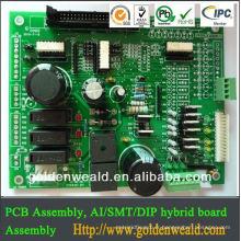 Assemblée électronique de service de carte PCB SMT pcba pour le fabricant de porcelaine