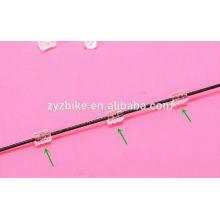 Fio de bicicleta de montanha / cabo de mudança de força luva de proteção da linha de freio da bicicleta luva anti-fricção