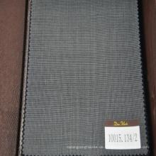 100% Wolle Anzug Stoff Textil für Herren Anzug