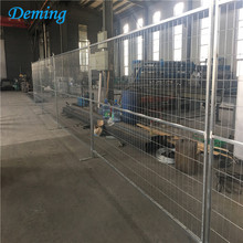 Hot Sales Galvanized Temporary Fence