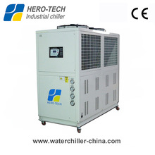 15HP Indutrial Low Temperature Air Cooled Water Chiller for Brewery