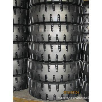 Pneus Radial, Bo2s, Hilo 17.5r25 20.5r25 23.5r25, pneus miniers, bande de roulement profonde pneu, pneu de chargeur
