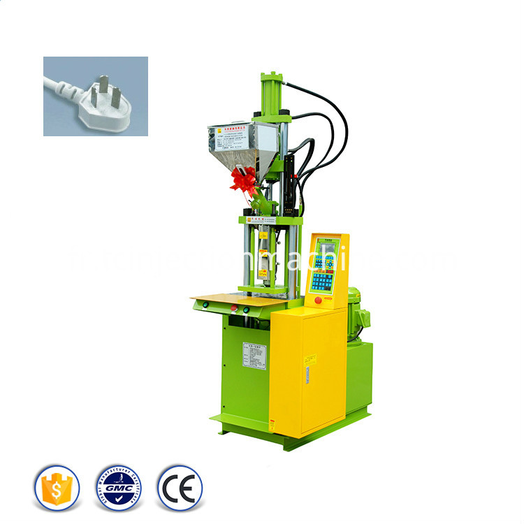 plug cable injection molding machine