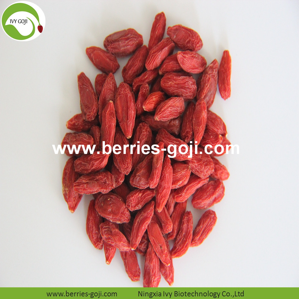 low sugar goji berries