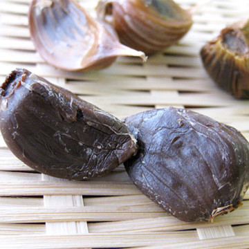 Snack Vitamin Food Fermented Peelled Black Garlic