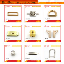 Piezas y accesorios para bolsas metálicas