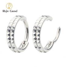 316L Surigical Steel Ear Tragus Jewelry Piercing Cartilage Earrings