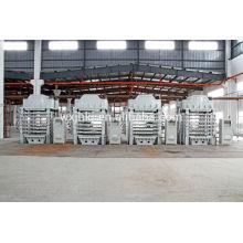 Máquina de espuma eva de 900 toneladas, máquina de espuma de epdm