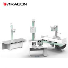 Sistema de radiografia digital de alta freqüência 200ma máquina de raio-x