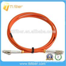 15M Duplex Multimodo LC / LC Fibra Óptica Patch Cables
