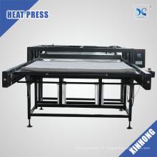 FJXHB4-N Machine de sublimation automatique pneumatique Deux stations de travail Grand format Heat Press