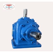Custom Stainless Steel Bevel Gear Right Angle Gearbox for Power Transmission