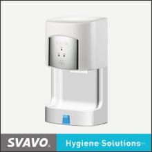 Low Noise Brushless Motor Low Radiation Hand Dryer V-182s
