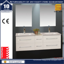 60′′ Modern Wall Hung Customized Bathroom Cabinet
