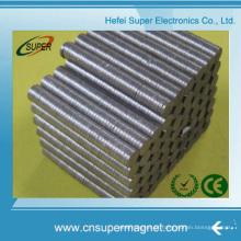 China (5 * 1mm) anel forte íman SmCo