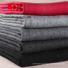 Outono e inverno das mulheres Calças mornas na moda Calças casuais femininas de cachemira Mulheres Calças vermelhas com calças de moda cinza
