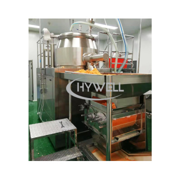 Lab High Speed ​​Mixer Granulator