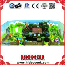 Drei Haus Stil Play Center für Supermarkt