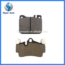 Low Metal Friction Coefficient D639A/7517 Auto Bremse Brake Pad Manufacturers Brake Pad
