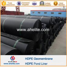 Geomembrana de alta qualidade do HDPE para impermeável